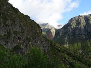 uno sguardo su rocca Senghi