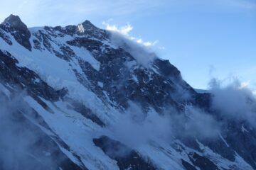 Dalla Resegotti l'Himalayana parete del Rosa
