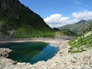 Passiamo al Lago della Val di Frati.