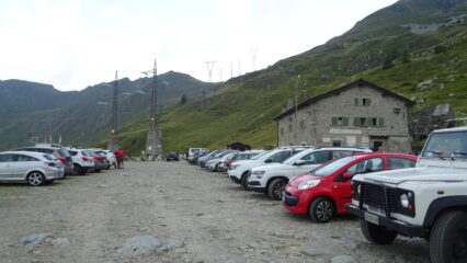 Rifugio Cà San Marco.