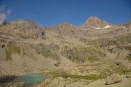 Cresta vista dal vallone del Ciamousseretto