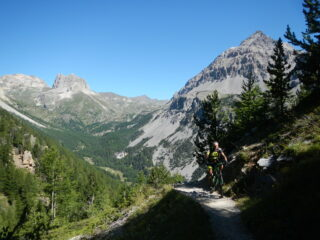 Monte Thabor sullo sfondo