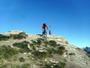 D2 start dalla punta Chaligne
