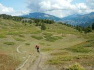 sentiero agevole e panoramico