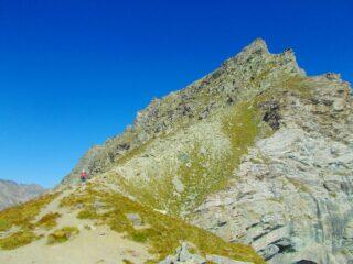 la cima dal Colle Manzol