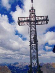 la croce sulla cima