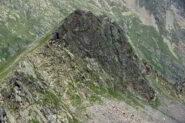La Guglia di San Bernolfo e il Colletto visti dalla vetta della Rocca