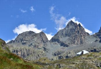 Punta Gastaldi,Visolotto e rifugio Vallanta