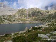 Il lago di Pian delle Mule (foto A. Valfrè).