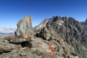 il Velan dalla cima sembra a 2 passi