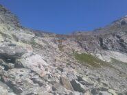Il colle 2700 circa (Non è il Colle Sud Mont Nery)
