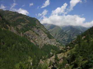 La valle salendo