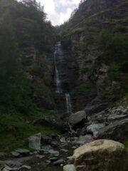 Una delle numerose cascate