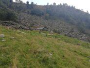 Alpe Cunetta e sullo sfondo l'omonimo Colle e l Poggio dei Soli