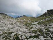 Monte Castello e Passo dell'Omo visti dall'alto