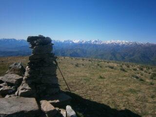 sul monte Cornet