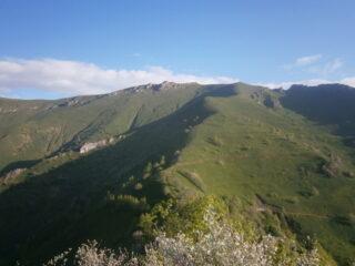 rocca Cernauda da rocca La Bercia