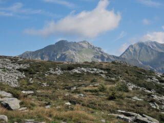 Punta di Pezza Comune, Bocchetta di Ragozzo, Pizzo del Fornale e Medaro