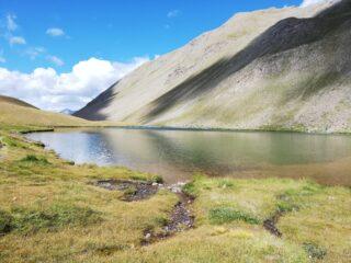 il lago dalle sponde