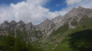 Panorama alla partenza