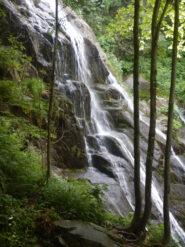 Prima cascata del Saut