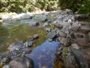 Lungo il torrente Pesio