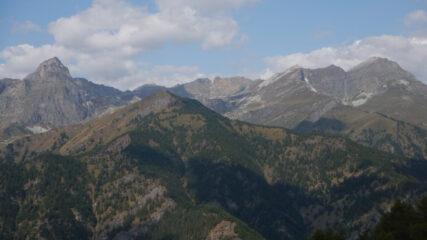 Chersogno - Rocca Marchisa - Pelmo d'Elva