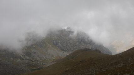 Lago Turlo dal colle Costa Fenera