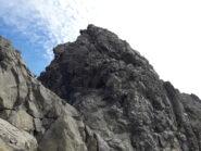 La cima da quota 2289