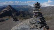 In cima al Pic Brusalana