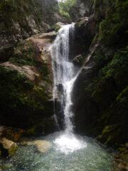 Cascata di Gias Fontana