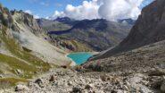 Il meraviglioso lago di Beraudes