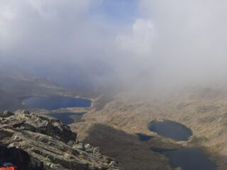 Grande lago di Rabuons