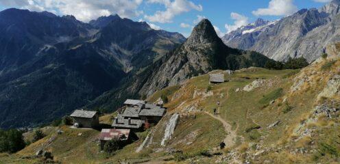 Rifugio Bertone e Monte Chetif