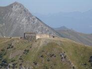 Il forte centrala con il Bec Baral