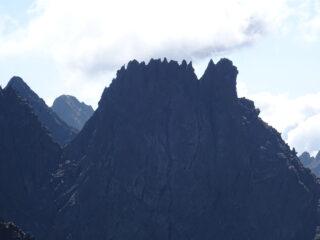 profilo di rocca Brossè