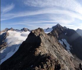 Cresta del Monte Mantello