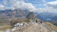 Ritornando in Valle Stretta.