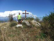 In cima al Monte Moro