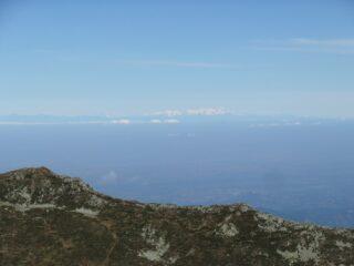 Cervino e Monte Rosa da Cima delle Roccate