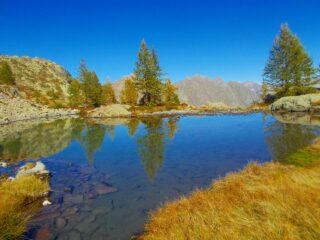il lago delle Scolettas