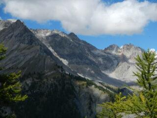 dal Poggio tre Croci bella vista sulla Valle della Rho