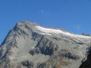 il ghiacciaio del M. Gelé, sempre più ridotto...