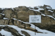 la cima, una classica dello scialpinismo in Valgrisenche