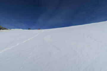 primo tratto del Ventina con neve 5 stelle
