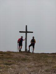 Croce Chabriere (2203 mt.)