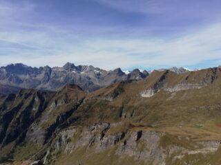 Panorama verso le cime del Devero.
