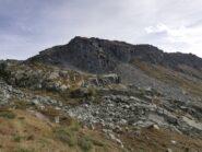 Pizzo Topera dal sentiero per il Passo del Muretto.