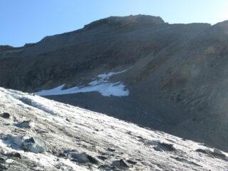 poco sotto il ghiacciaio (quel che ne rimane)