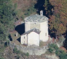 Madonna della Consolata, ristrutturata recentemente.